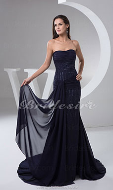 4d2b30d57 Bridesire - Kjoler lange Bla gjennom online | Bridesire