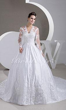 cbdf2997a759 Bridesire - Kjoler med blonder  Komfortabel og vakker for alle typer ...